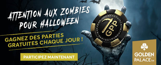 Free spins à gagner pour Halloween