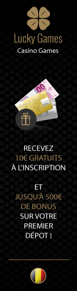 Bonus chez Lucky Games Casino