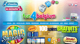 Fun4Belgium Casino: Bonus 20 tours gratuits Screenshot