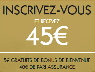 Bookmaker GoldenPalace: Bonus sans dépôt €5 Screenshot