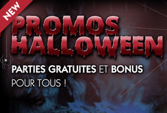 Promotions halloween casino GoldenPalace