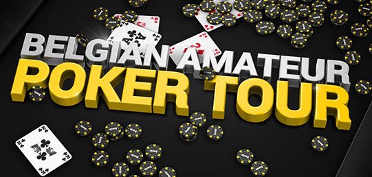 Qualifications Belgium Amateur Poker Tour avec Bwin poker belgique