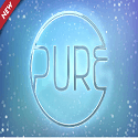logo nouveau dice game pure