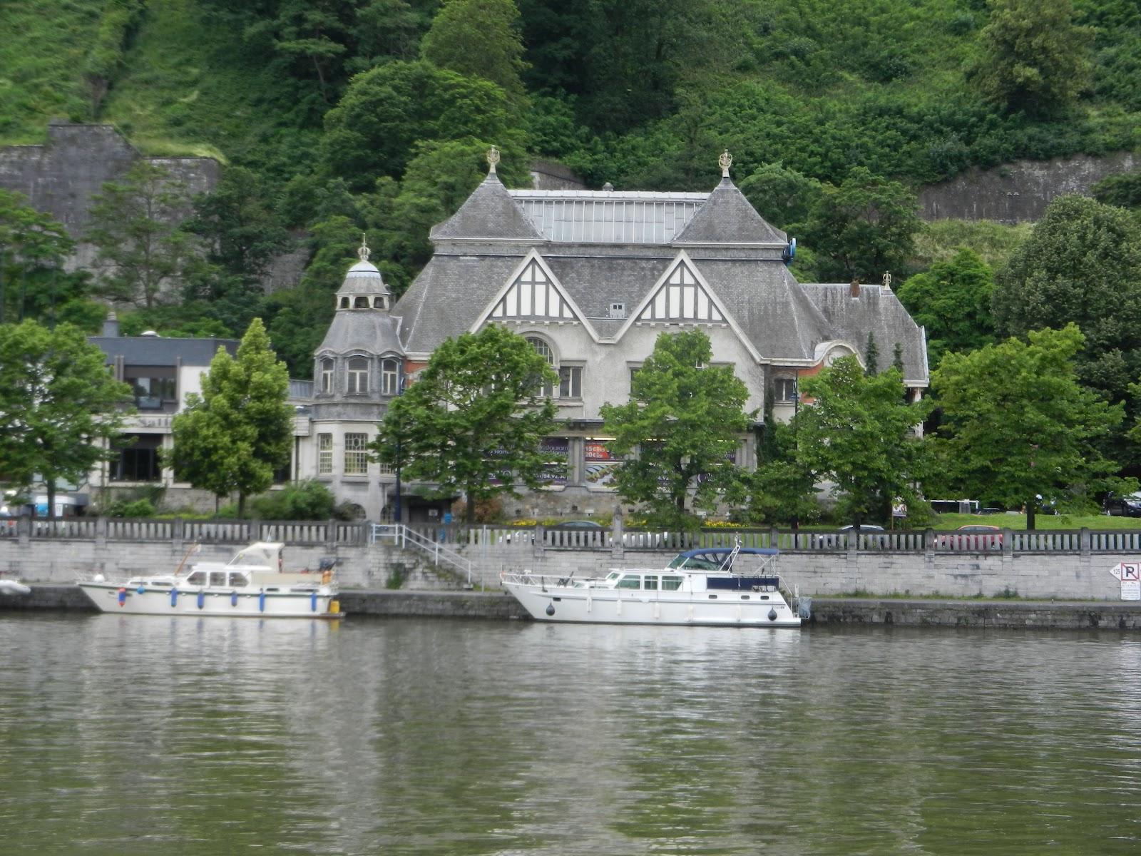 Hotel du casino de Namur