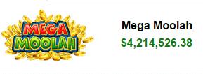 Jackpot Mega Moolha Microgaming