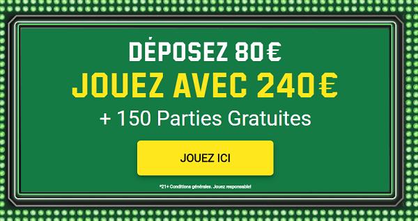 Bonus 200% unibet casino