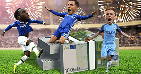 Jackpot de 10 000€ avec PronoGoal