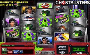 IGT présente la slot Ghostbusters Triple Slime