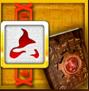 Symbole wild de la dice slot Pharaohs Adventure