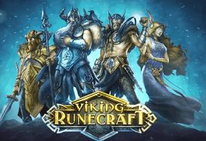 Play'N Go lance sa nouvelle slot Viking Runecraft