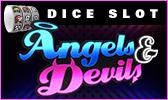 Dice streak slot angels and devils