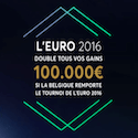 Euro 2016 avec GoldenPalace