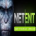 Le studio NetEnt present la planete des singes