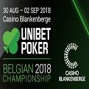 Uniber poker belgique championnat 2018